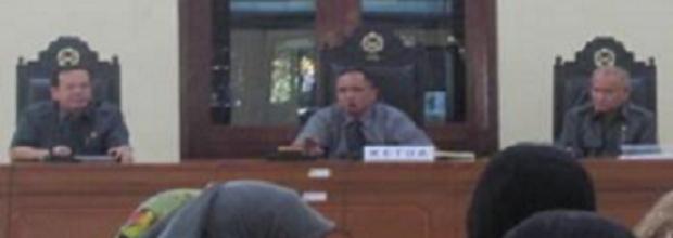 Rapat Triwulan I Maret 2015