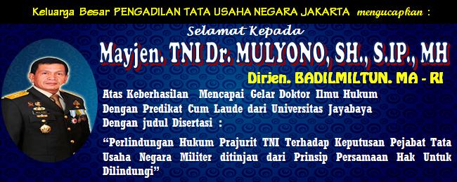Mulyono Dr