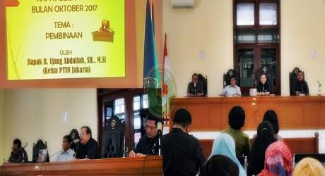 Rapat Bulan Oktober 2017