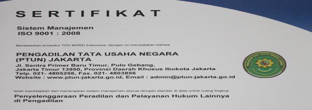 Peningkatan Mutu Layanan Pengadilan Tata Usaha Negara Jakarta Dengan