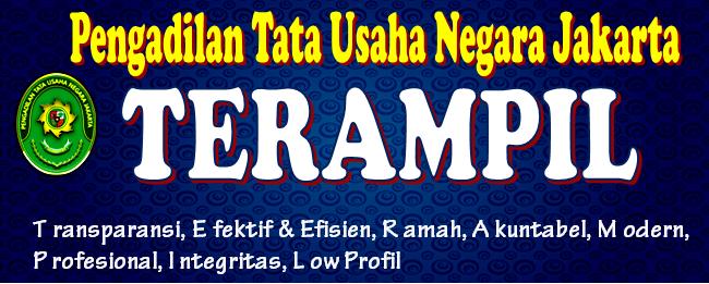 Motto PTUN Jakarta
